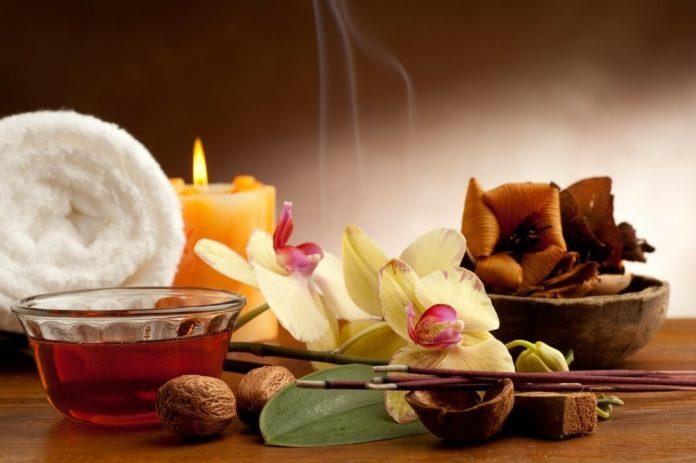 ароматы которые лечат