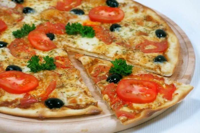 пицца маргарита в домашних условиях